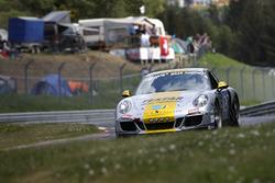 Штефан Кёлер, Аксель Кёниг, Норберт Шнайдер, Александер Бём, Black Falcon Team TMD Friction, Porsche 991 Carrera (№138)