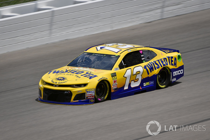 26. Ty Dillon, Germain Racing, Chevrolet Camaro Twisted Tea