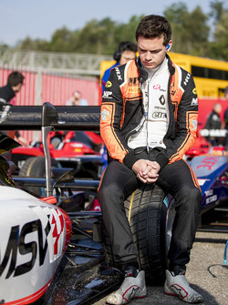 Will Palmer, MP Motorsport
