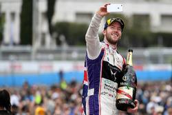 Sam Bird, DS Virgin Racing, remporte l'E-Prix de Rome