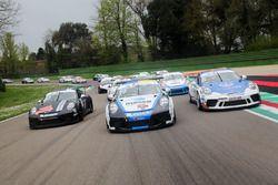 Gianmarco Quaresmini, Dinamic Motorsport, Tommaso Mosca, Tsunami RT, Sergio Campana, Ghinzani Arco Motorsport e il resto dei protagonisti della Carrera Cup 2018