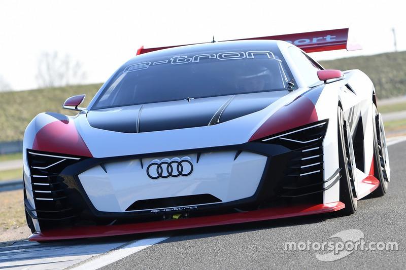 Audi e-tron Vision Gran Turismo (abril 2018)