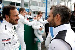 Gary Paffett Mercedes-AMG Team HWA, Timo Glock, BMW Team RMG