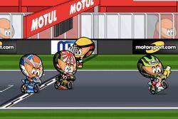El GP de Argentina 2018 de MotoGP, por MiniBikers