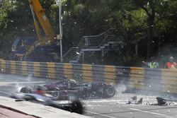 Accidente de Sérgio Sette Câmara, Motopark with VEB, Dallara Volkswagen