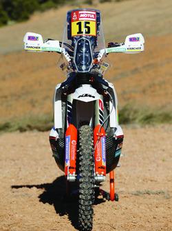 Мотоцикл Лайи Санс, KH-7 Rally Team