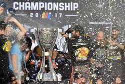 2017 champion Martin Truex Jr., Furniture Row Racing Toyota