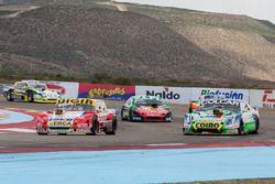 Juan Manuel Silva, Catalan Magni Motorsport Ford, Gaston Mazzacane, Coiro Dole Racing Chevrolet
