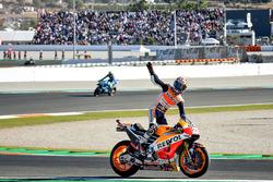 Ganador de la carrera Dani Pedrosa, Repsol Honda Team