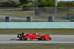 #4 FP2 Elan DP02, Alain Nadal, Chris Fountas, ANSA Motorsports