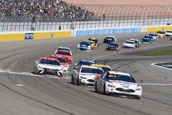 Brad Keselowski, Team Penske, Ford Fusion Discount Tire, Clint Bowyer, Stewart-Haas Racing, Ford Fus