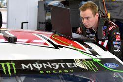 Cole Custer, Rick Ware Racing, Chevrolet Camaro Las Vegas - Haas CNC