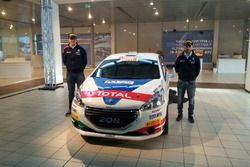 Damiano De Tommaso svela la sua Peugeot 208 R2