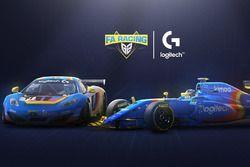 Decoración del FA Racing G2