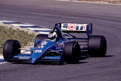Stefan Johansson, Ligier JS31