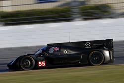 #55 Mazda Team Joest Mazda DPi: Harry Tincknell, Jonathan Bomarito