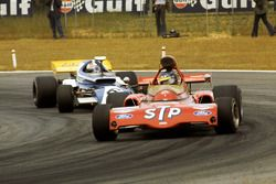 Ronnie Peterson, March 721X, Rolf Stommelen, Eifelland 21