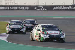 MAC 3, Esteban Guerrieri, Honda Racing Team JAS, Honda Civic WTCC al comando