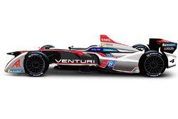 Coche de Fórmula E de Venturi/HWA