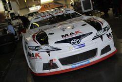 Toyota nel paddock