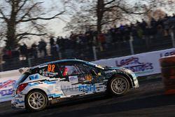 Симоне Фумагалли и Маттиа Орио, Peugeot 207 S2000
