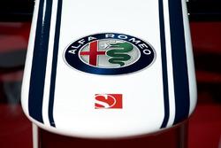 Présentation d'un concept de livrée Alfa Romeo Sauber