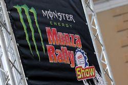 Monza Rally Show bord