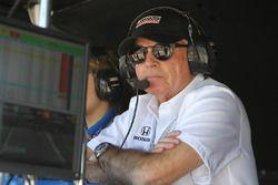 Mike Hull, directeur général du Chip Ganassi Racing
