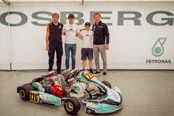 Nico Rosberg presenta la sua Rosberg Young Driver Academy