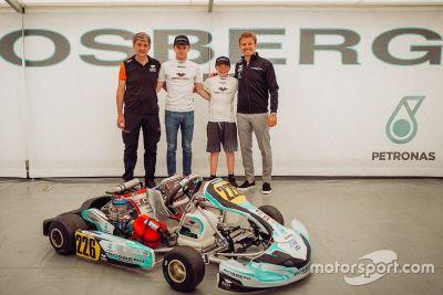 Presentación de la Rosberg Young Driver Academy