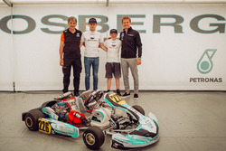 Nico Rosberg richt Rosberg Young Driver Academy op