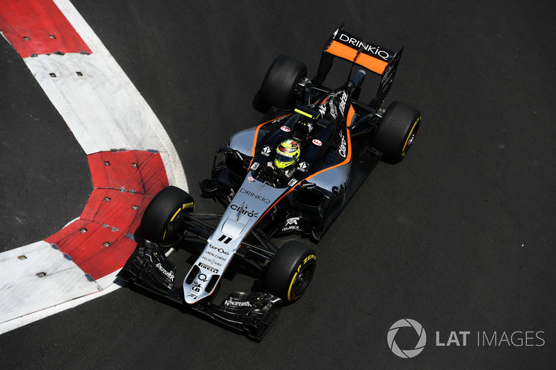 2016: Force-India-Mercedes VJM09