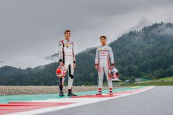 George Russell, ART Grand Prix, Nyck De Vries, PREMA Racing