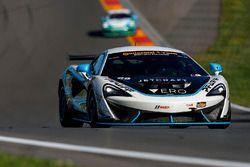 #69 Motorsports In Action, McLaren GT4, GS: Corey Fergus, Jesse Lazare
