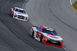 Christopher Bell, Joe Gibbs Racing, Toyota Camry Rheem and Cole Custer, Stewart-Haas Racing, Ford Mustang Haas Automation