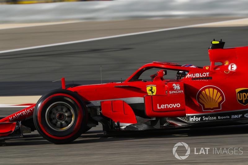 2. Кими Райкконен, Ferrari