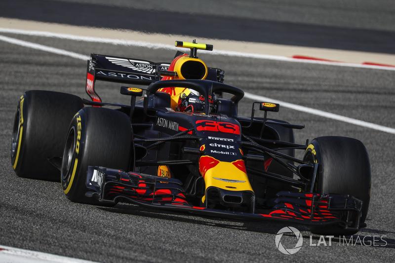 15. Макс Ферстаппен, Red Bull Racing