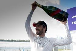 Jean-Eric Vergne, Techeetah, celebra