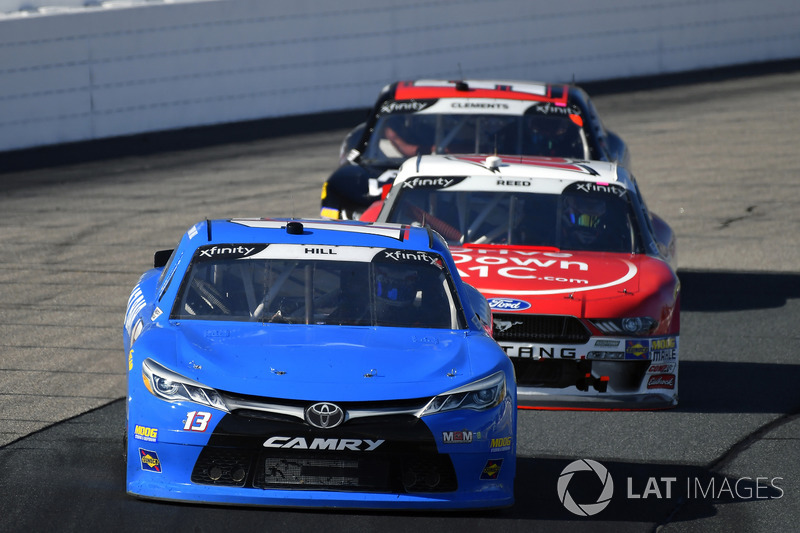 Carl Long, Motorsports Business Management, Toyota Camry OCR Gaz Bar