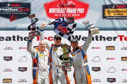 #46 Team TGM, Mercedes-AMG, GS: Hugh Plumb, Owen Trinkler, Race Winner