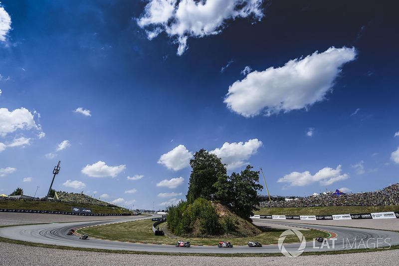 Le circuit du Sachsenring