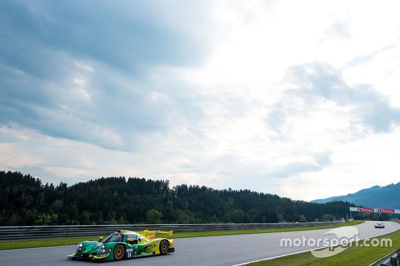 #14 Inter Europol Competition Ligier JS P3 - Nissan: Paul Scheuschner, Luca Demarchi, Guglielmo Belotti