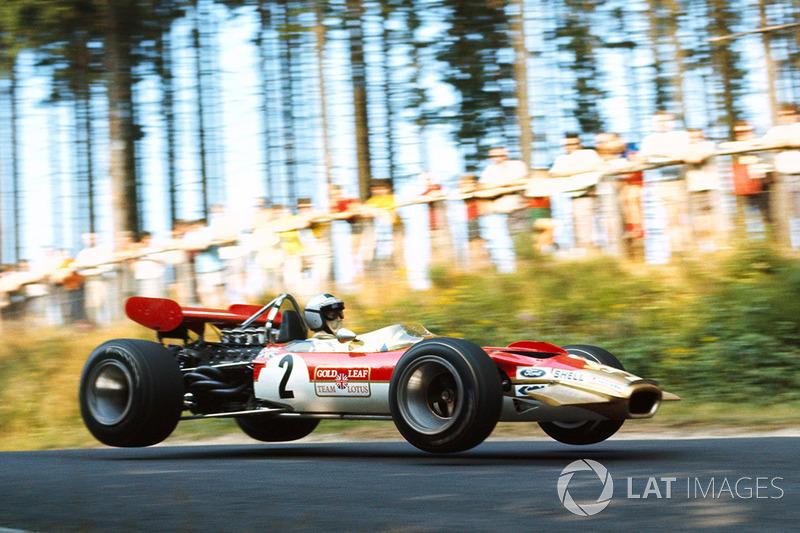 Jochen Rindt, Lotus 49B