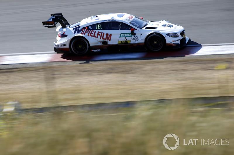 01. Paul Di Resta, Mercedes-AMG Team HWA, Mercedes-AMG C63 DTM