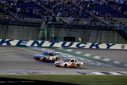 John Hunter Nemechek, Chip Ganassi Racing, Chevrolet Camaro Anderson Columbia Co., Inc. Kyle Busch, Joe Gibbs Racing, Toyota Camry NOS Energy Drink