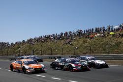 Jamie Green, Audi Sport Team Rosberg, Audi RS 5 DTM, Loic Duval, Audi Sport Team Phoenix, Audi RS 5 DTM, Joel Eriksson, BMW Team RBM, BMW M4 DTM