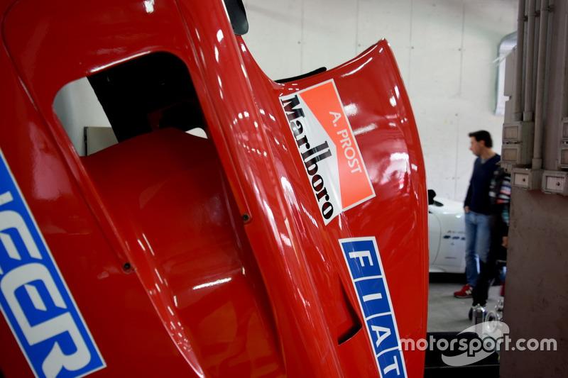 Scocca Ferrari 641