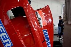 Carrosserie de la Ferrari 641