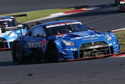 #12 Team Impul Nissan GT-R Nismo GT3: Jann Mardenborough, Daiki Sasaki