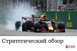 Стратегический обзор Гран При Азербайджана